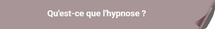 quest ce que l hypnose