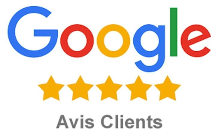 Google avis clients sandrine martina