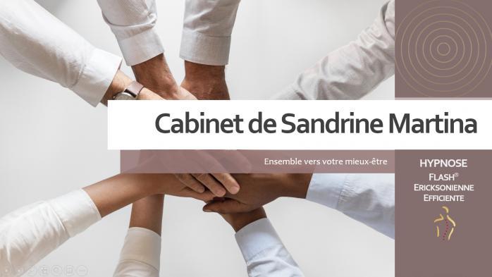 Sandrine martina presentation hypnose 1
